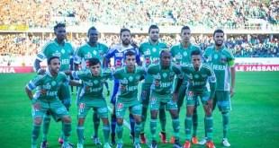 الرجاء المغربي في مواجهة ساخنة أمام مازيمبي الكونغولي