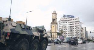توقيف 4835 شخصا قاموا بخرق حالة الطوارئ الصحية بالمغرب