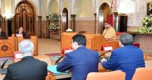 المجلس الوزاري برئاسة الملك محمد السادس يتداول في التوجهات العامة لمشروع قانون المالية التعديلي لسنة 2020