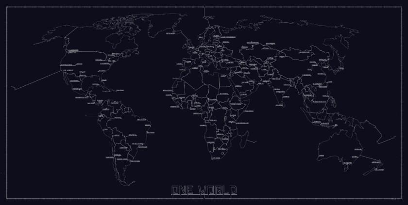 1line1map1world