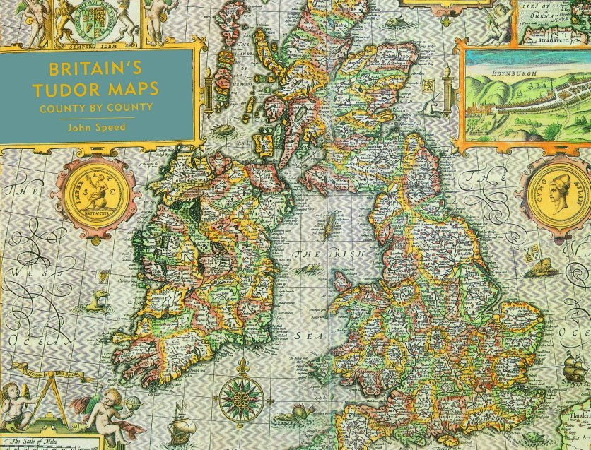 Britain's Tudor Maps