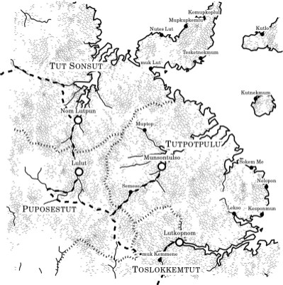 maps mania has a roundup of fantasy map generatorsapplications that generate maps of imaginary cities or landscapes algorithmically