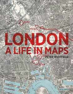 Map books of 2017 the map room london a life in maps revised edition by peter whitfield the british library us publication amazon gumiabroncs Choice Image