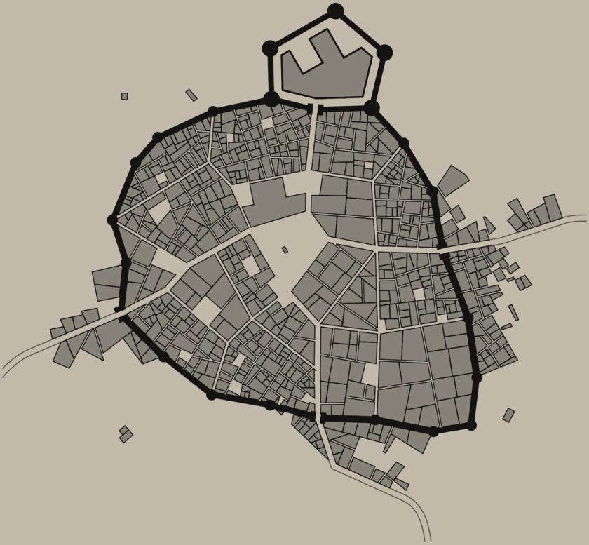 The Medieval Fantasy City Generator – The Map Room