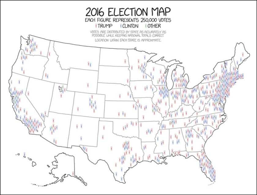 xkcd – The Map Room