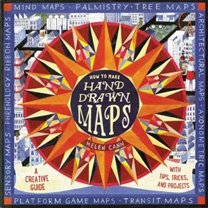 Books the map room helen canns how to make hand drawn maps a creative guide with tips tricks and projects chronicle 1 may paperback 22 may ebook fandeluxe Images