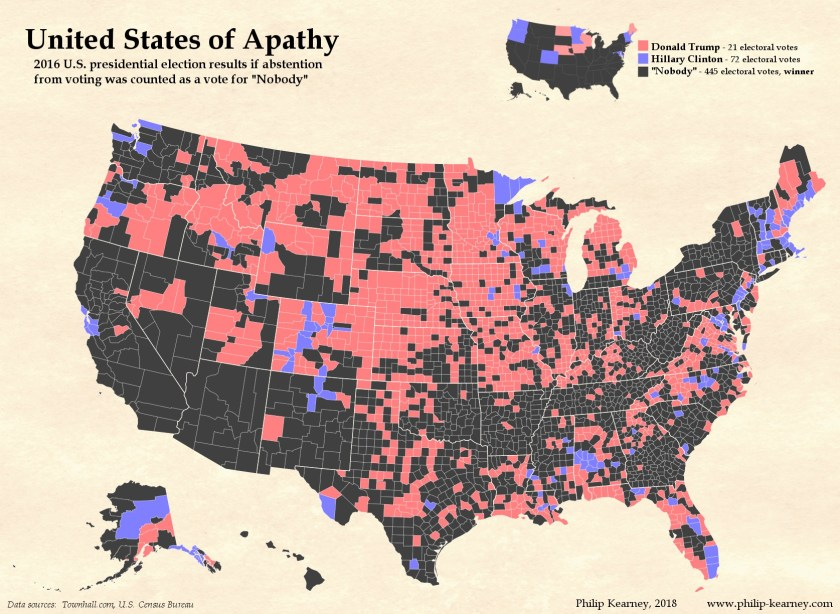 United States of Apathy (Philip Kearney)