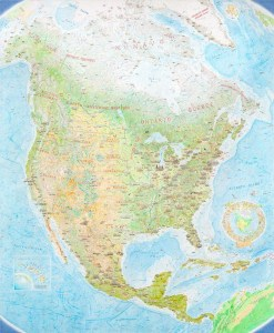 North America: Portrait of a Continent (Anton Thomas)