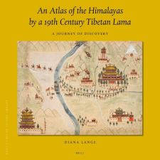An Atlas of the Himalayas (book cover)