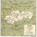 Maps Of Slovakia Detailed Map Of Slovakia In English Tourist Map Of Slovakia Road Map Of Slovakia Political Administrative Physical Map Of Slovakia