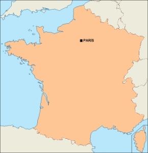 France Vector Maps Illustrator Freehand Eps Digital Files Illustrator Vector Maps