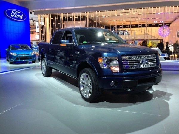 FordNAIAS Trucks