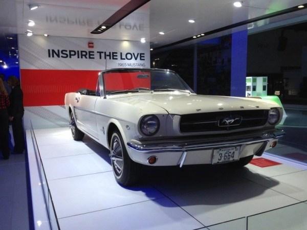 FordNAIAS 1965 Mustang