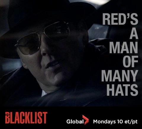 The Blacklist #Giveaway