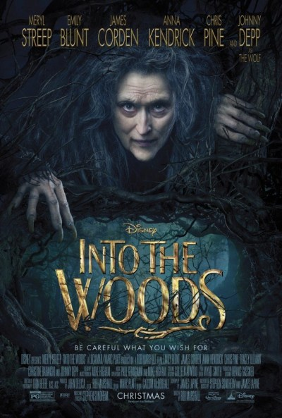 Into the Woods @ mapsgirl.ca