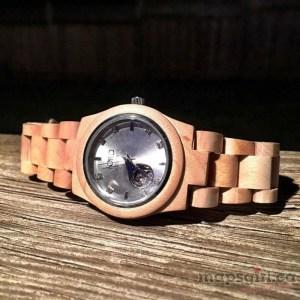 JORD Wood Watches @ mapsgirl.ca