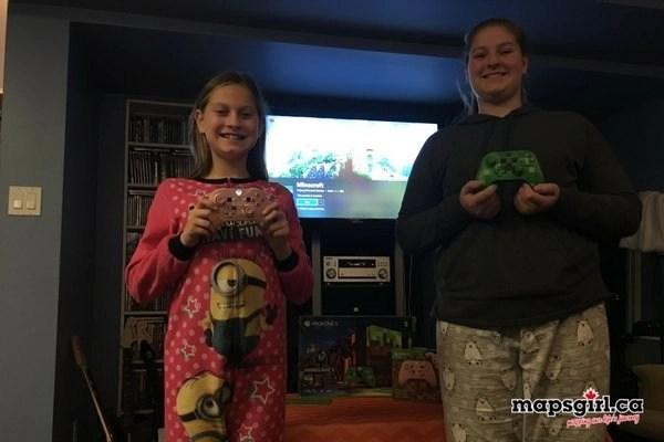 Xbox - Girls @ mapsgirl.ca