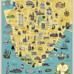History Map Of Lower Manhattan Nyc New York Usa United States Of America North America Mapsland Maps Of The World