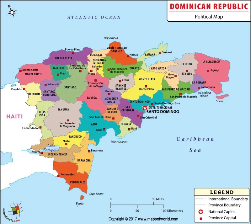Largest City Antigua And Barbuda