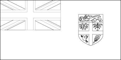 Fiji Flag, Flag of Fiji