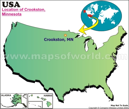 Where is Crookston Minnesota
