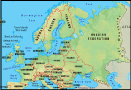 What Are Europe's Continental Boundaries?