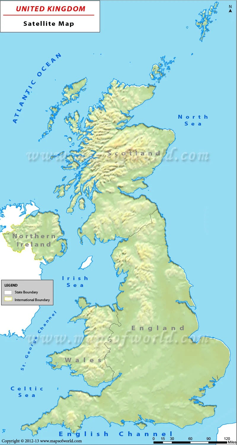Between British Uk And Great Difference Isles Britain