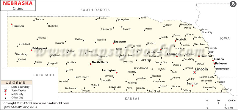 Map Of North Eastern Usa