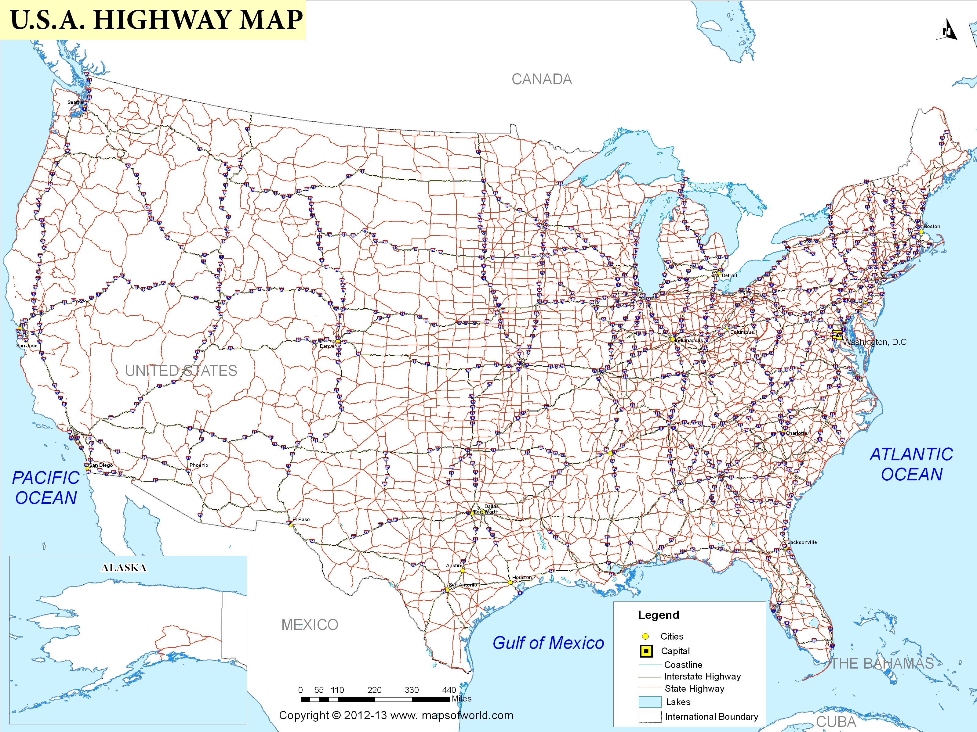 Northeastern Capitals States YouTube USA Map States And Capitals - Usa physical map pdf
