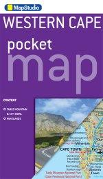 Western Cape Pocket Map - ePDF