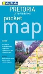 Pretoria Pocket Map - Previous Edition