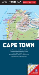 Cape Town Travel Map