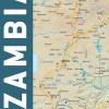 Zambia Adventure Road Map