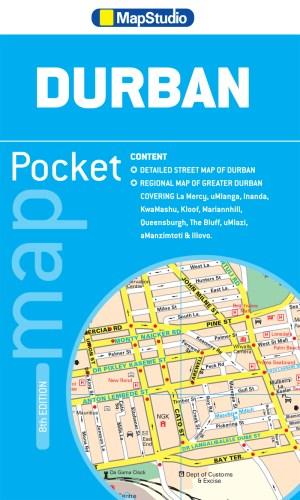 DurbanDurban Pocket Map -ePDF Pocket Map