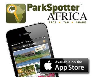 ParkSpotter Africa App