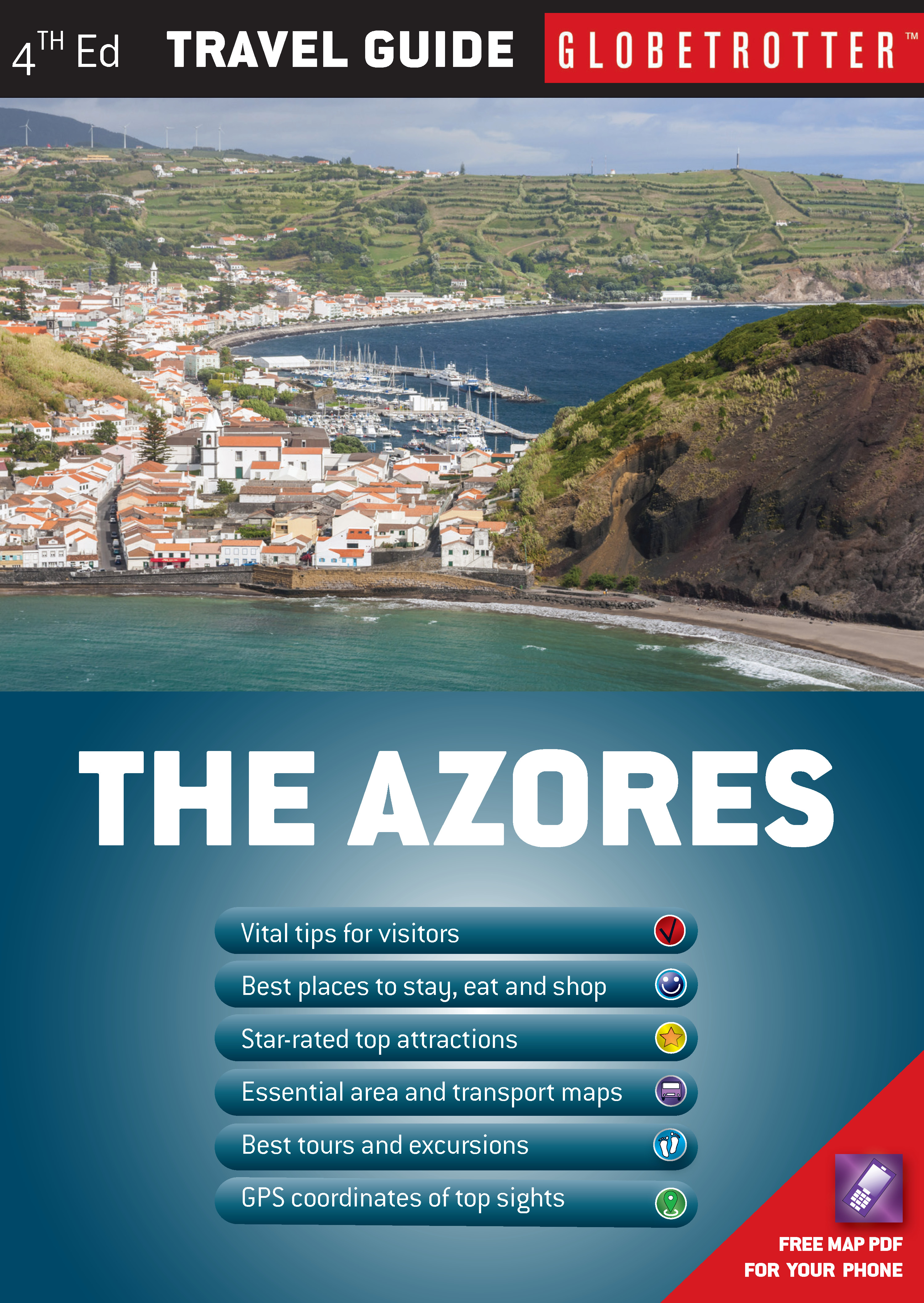 The azores travel guide ebook mapstudio azores travel guide ebook gumiabroncs Choice Image