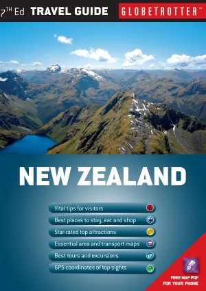 New Zealand Travel Guide eBook
