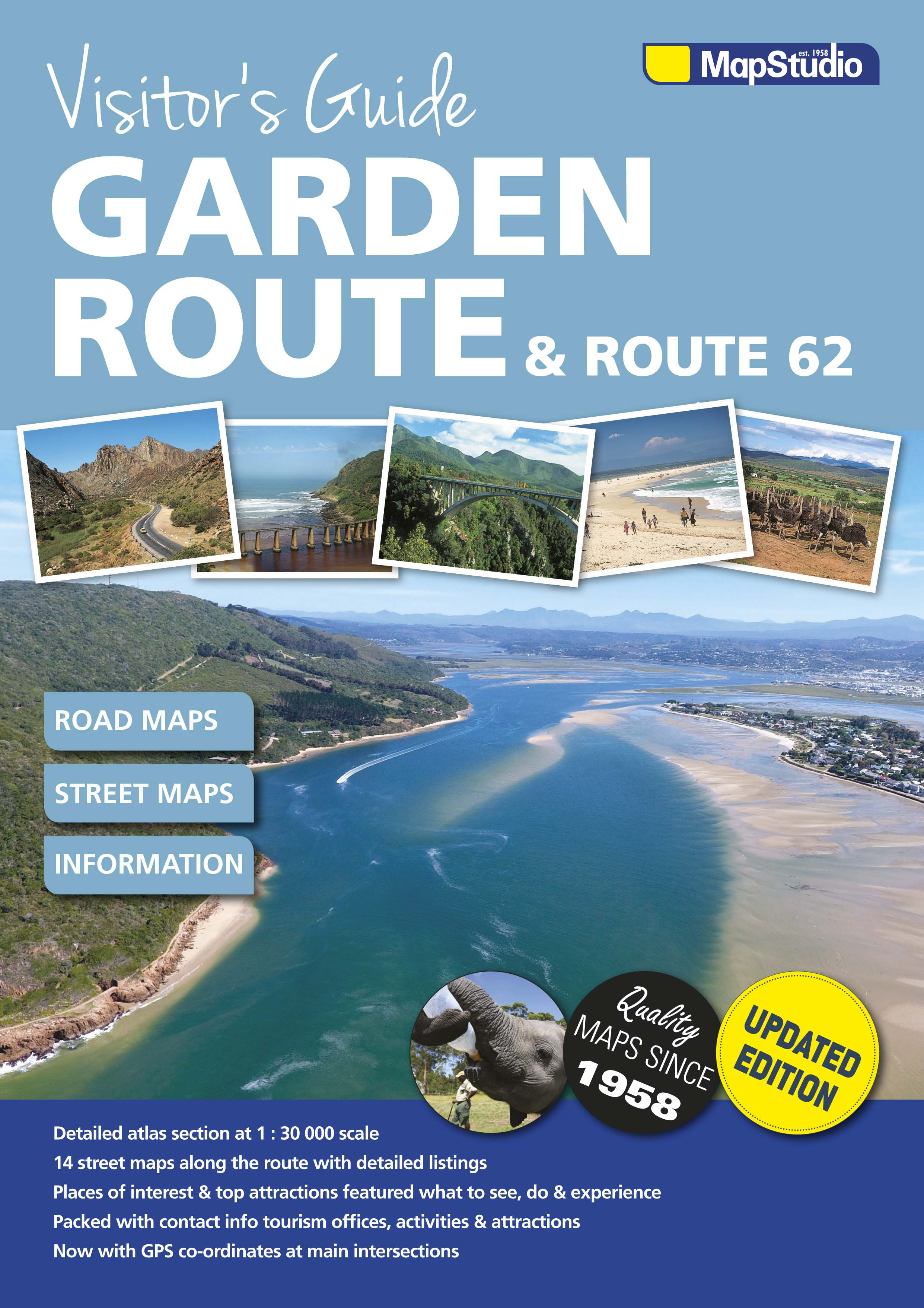 visitors guide garden route and route 62 - Garden Route