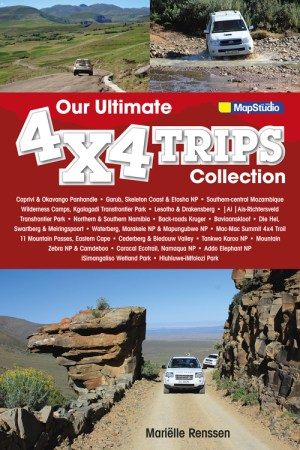 Our Ultimate 4x4 Collection 4x4 trips 4x4 routes South Africa