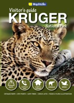 Kruger National Park Visitors Guide Maps Animals Birds Camps