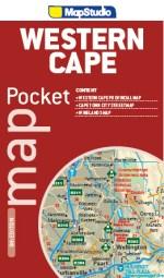 Western Cape Pocket Map