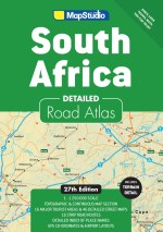 South Africa Road Atlas