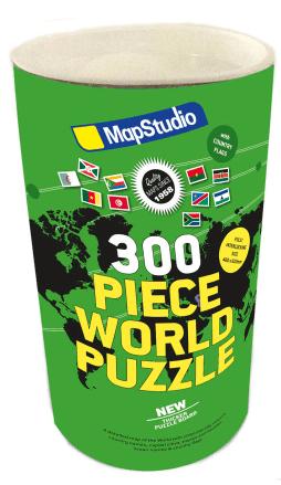 World Jigsaw Puzzle
