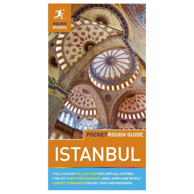 Pocket The Rough Guide To Istanbul