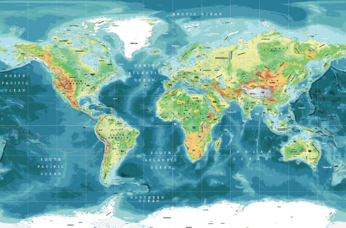 Physical-World-Map-Vector-1