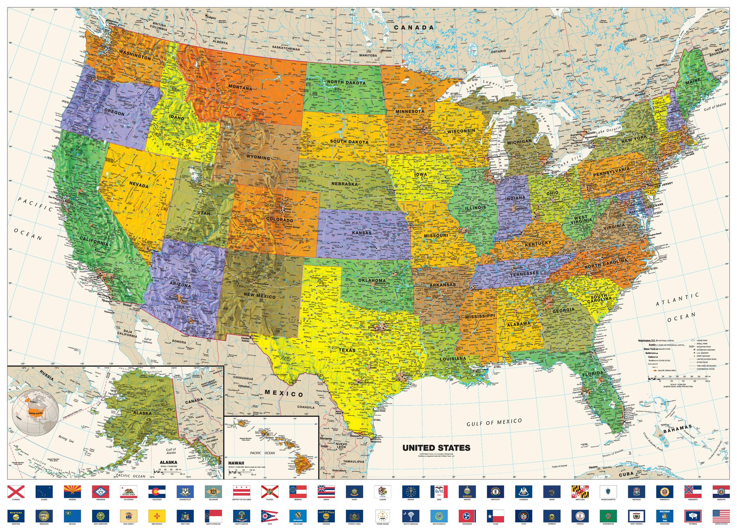 Either allow your device to use geolocation or type add. Usa Map Of States