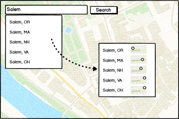 Sparkmaps