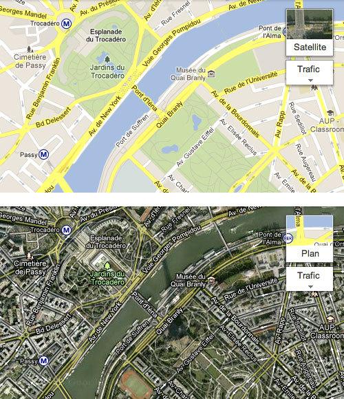 Basemap Toggle