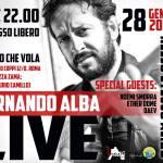 Fernando Alba LIVE @ L'Asino che Vola