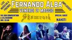 Fernando Alba Live Unplugged Special Guest: Nahoti